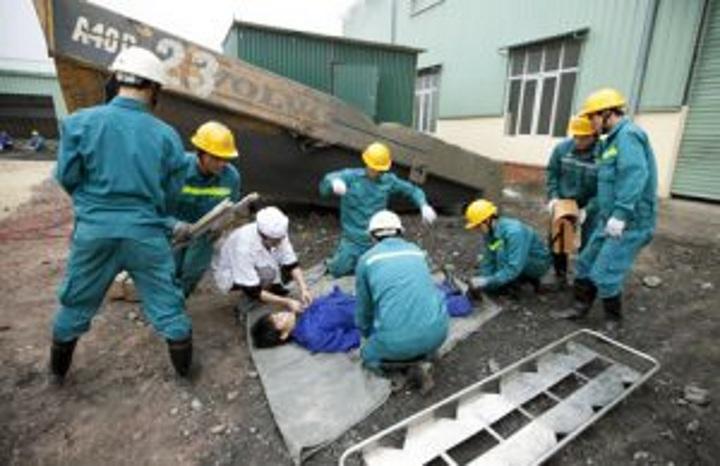 an toàn vệ sinh lao động trong doanh nghiệp
